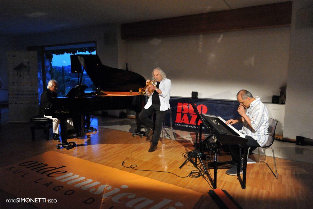 Iseo Jazz - Intra, Rava e Pieranunzi