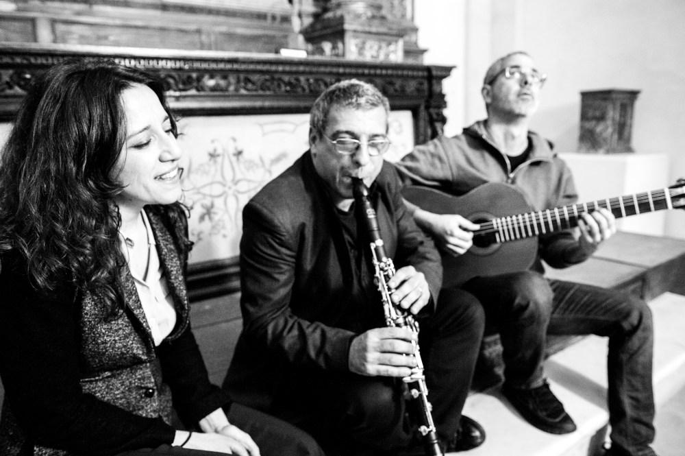 Trio Correnteza (foto di Andrea Polverini)
