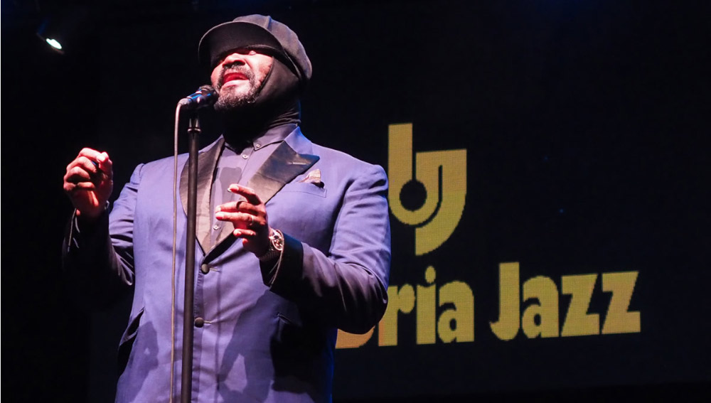 Umbria Jazz 2018 - Gregory Porter