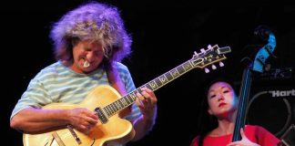 Umbria Jazz 2018 Pat Metheny Linda Oh