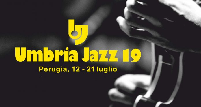 Al via Umbria Jazz 2019. A Perugia dal 12 al 21 luglio