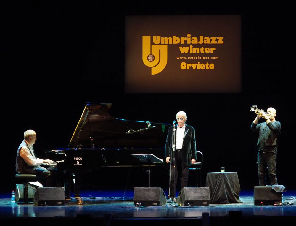 Umbria Jazz Winter - Danilo Rea, Gino Paoli e Flavio Boltro