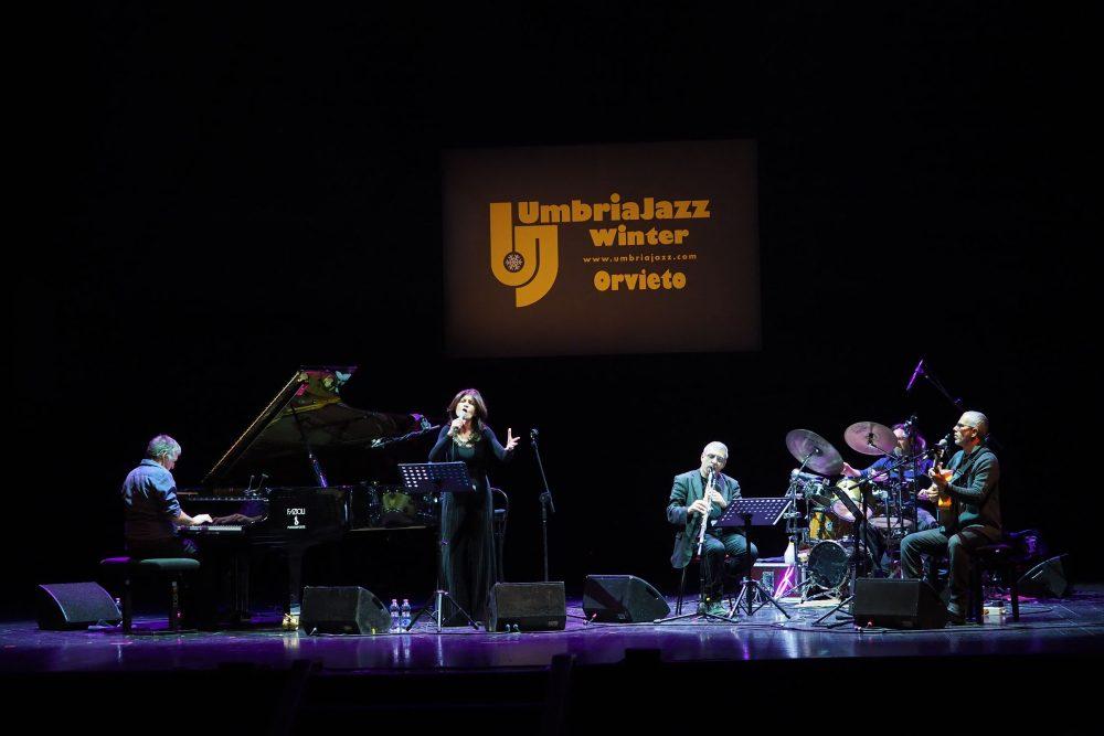 Umbria Jazz Winter - Maria Pia De Vito: Core/coraçao