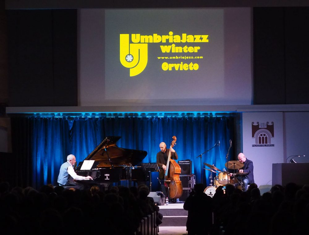 Umbria Jazz Winter - Rea, Gatto e Pietropaoli