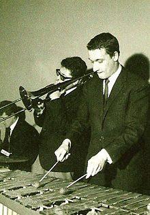 Paolo Conte al vibrafono