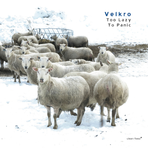 Velkro - Too Lazy To Panic (Clean Feed)