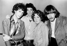 Velvet Underground, 1970: Doug Yule, Lou Reed, Maureen «Moe» Tucker e Sterling Morrison