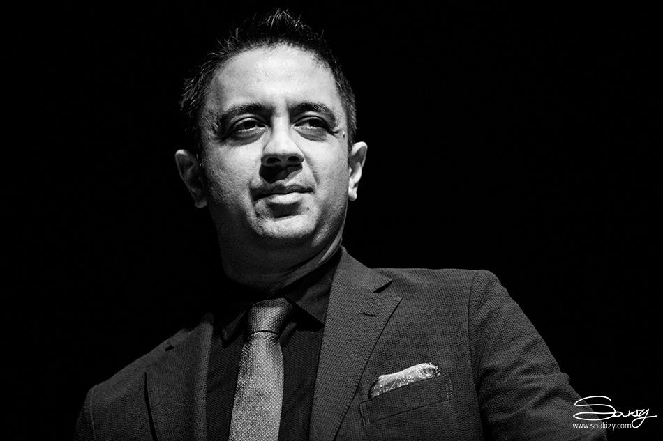 Vijay Iyer (foto di Soukizy)