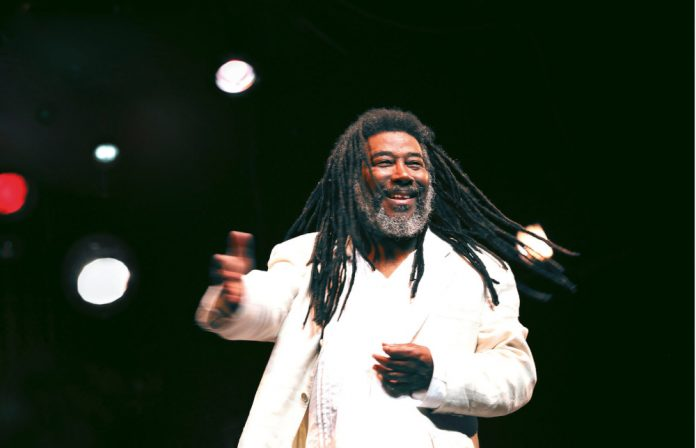 Wadada Leo Smith ( foto di Maarit Kytöharju)