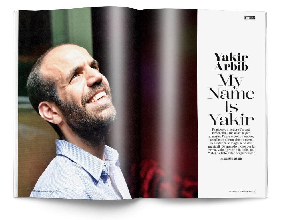 Yakir Arbib
