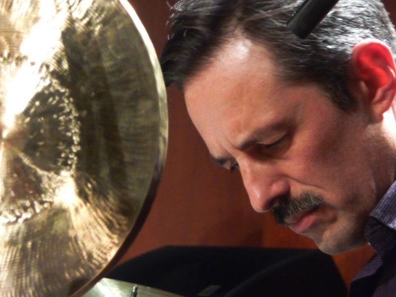 Zeno De Rossi a Parma Jazz Frontiere