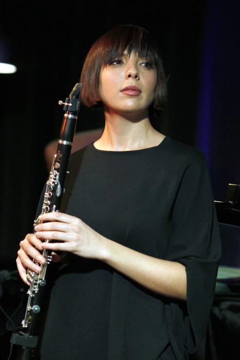 Zoe Pia, 35° Festival Internazionale Jazz in Sardegna - foto Agostino Mela