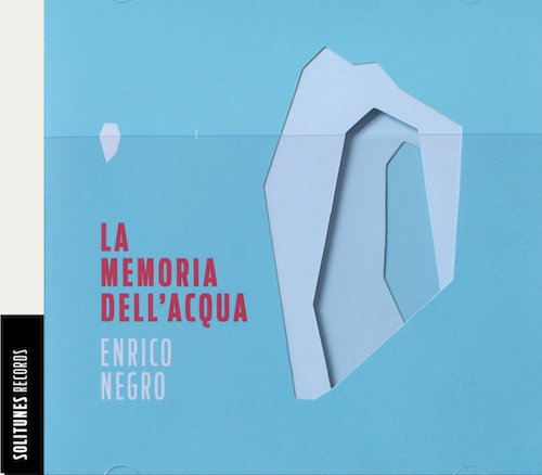 Enrico Negro «La memoria dell'acqua»