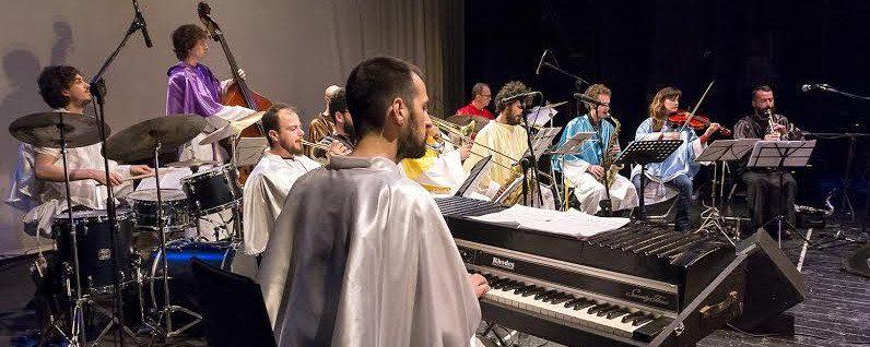Francesco Chiapperini Extemporary Vision Ensemble
