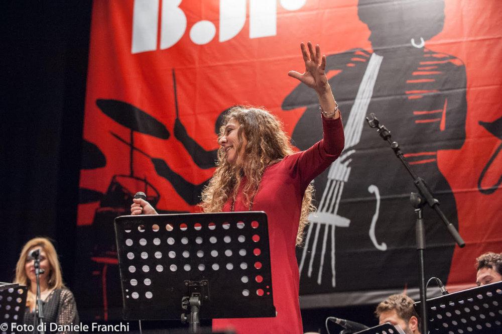 La Big band del Conservatorio di Bologna (foto Daniele Franchi)