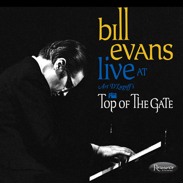 Bill Evans «Live At Art D'Lugoff's Top Of The Gate»