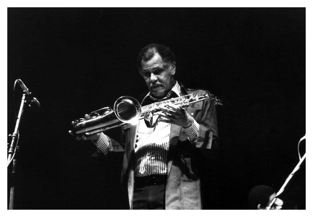 Dexter Gordon – Knebworth 1981