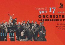 Orchestra Laboratorio PSL feat. Greg Burk