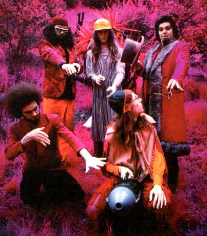 Captain Beefheart e la Magic band