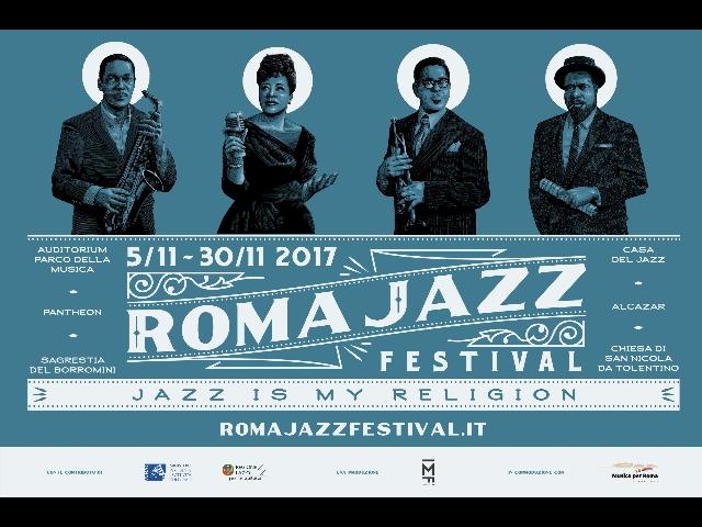 Roma jazz festival