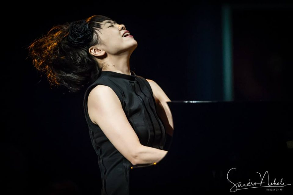 Hiromi Blue Note Milano