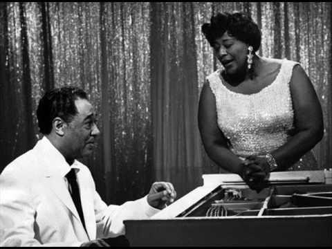 Duke Ellington e Ella Fitzgerald