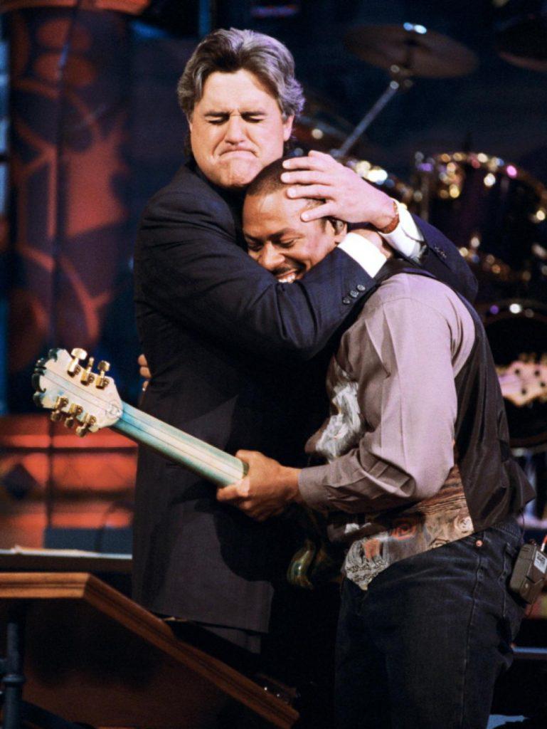 Jay Leno e Kevin Eubanks