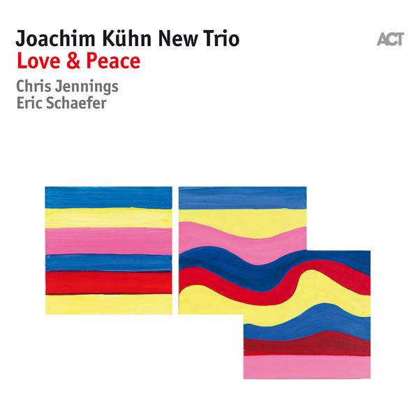 joachim kuhn - love & peace