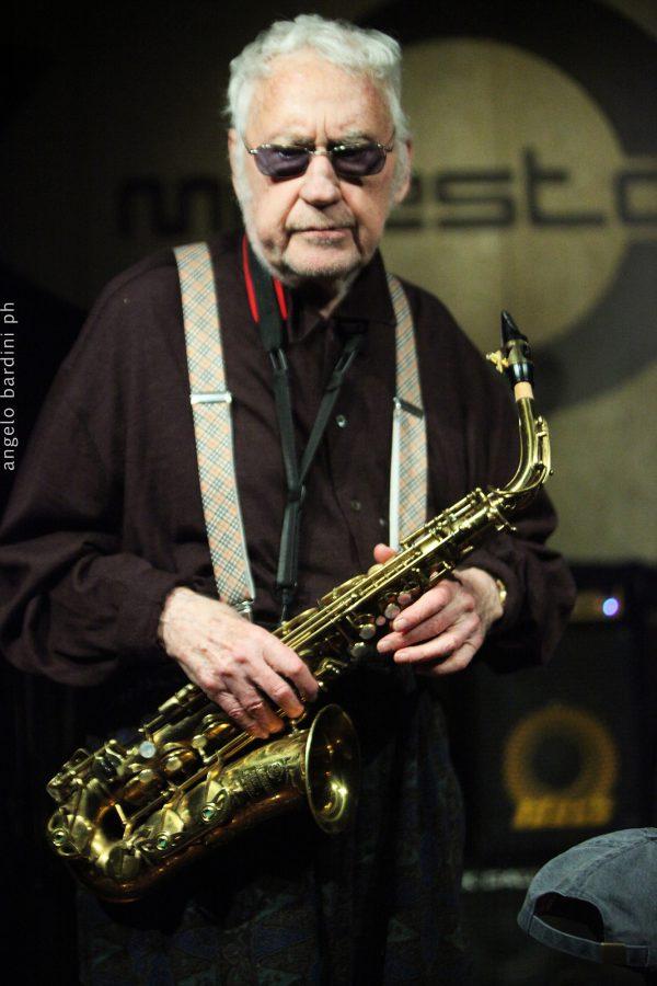 Lee Konitz Quartet – Piacenza Jazzfest – 20 marzo 2018