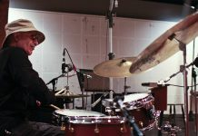 Paul Motian - foto John Rogers per ECM Records