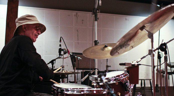 Paul Motian - foto John Rogers per ECM Records