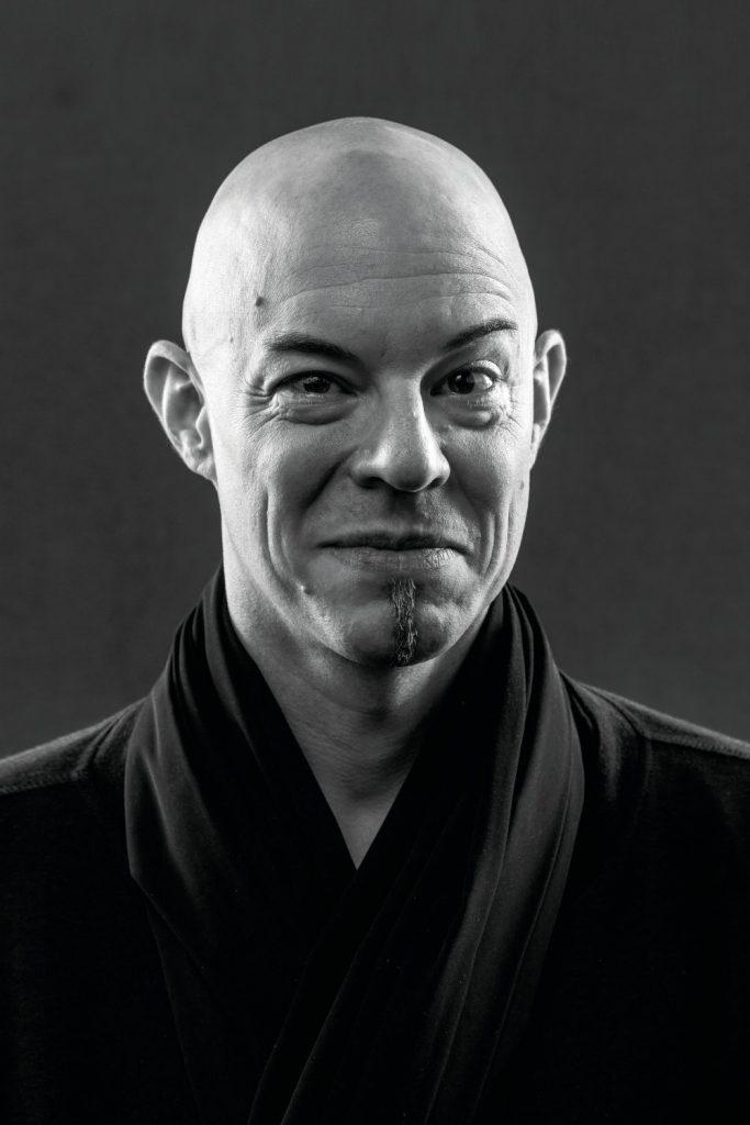 Nik Bärtsch (foto di Christian Senti)
