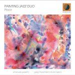 Painting Jazz Duo «Peace»