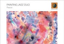 Painting Jazz Duo «Peace»
