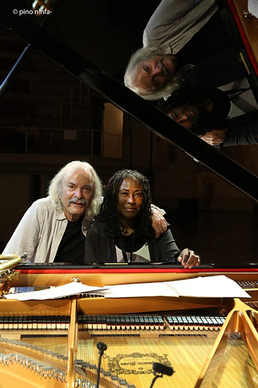 Nel corso di Vicenza Jazz, a maggio 2017 (e in altre città italiane), Geri Allen si è esibita in duo con Enrico Rava