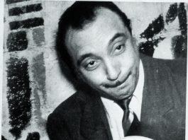 mano di fuoco Django Reinhardt, gitano belga, astro del jazz.