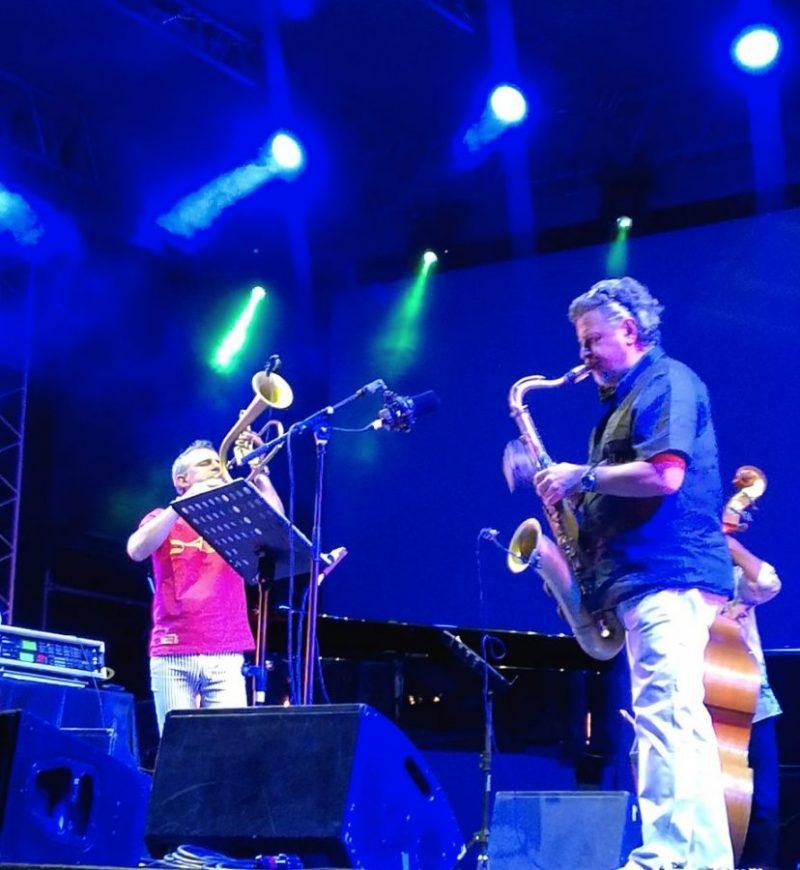 Paolo Fresu e Tino Tracanna a Time in jazz 2017