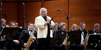 paolo tomelleri big band Moving in Jazz