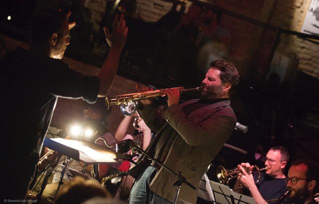 Unscientific Italians Play the Music of Bill Frisell (foto di Eleonora Sole Travagli)