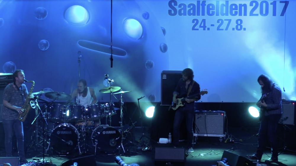 MØster!, Jazzfestival Saalfelden 2017 - foto Paolo Burato