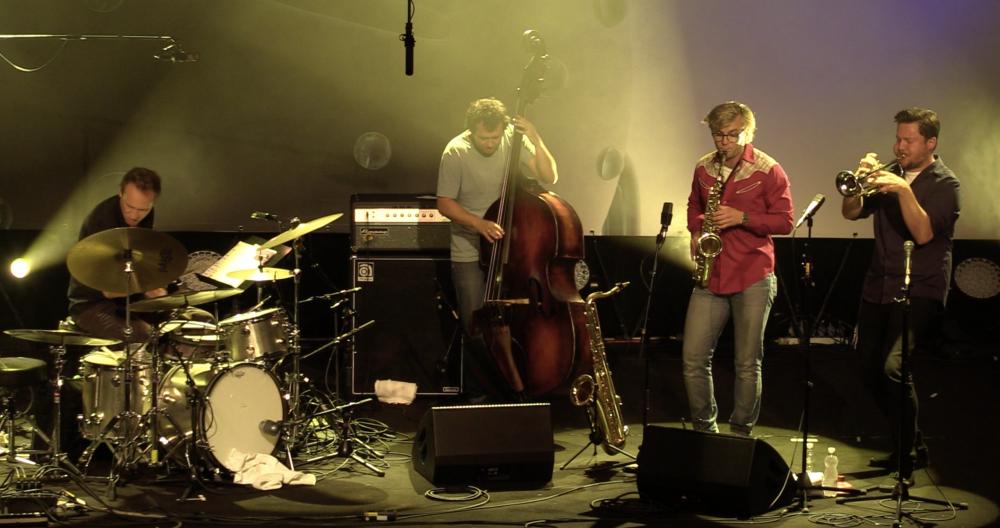 Cortex, Jazzfestival Saalfelden 2017 - foto Paolo Burato